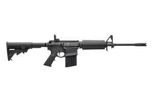 DPMS|Panther Arms RFLR-G2AP4 Semi-Automatic 308 Black Matte