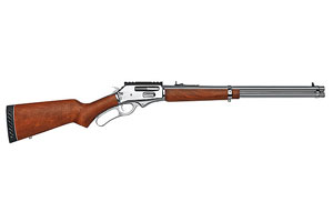 Braztech|Rossi Shotgun: Lever Action Rio Grande Rifle - Click to see Larger Image