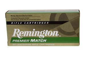 RM223R3 Remington Ammunition