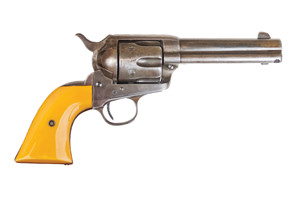 Cimarron Revolver: Single Action Rooster Shooter Frontier - Click to see Larger Image
