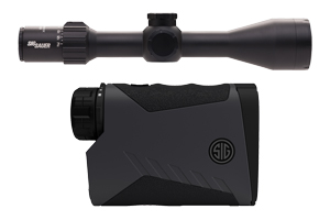 Sig Sauer  Sierra 3 BDX Scope & Kilo2200BDX Combo Kits - Click to see Larger Image