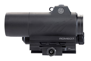 Sig Sauer Romeo 7 2 MOA Full Size Red Dot Sight SOR71001