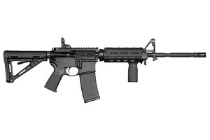 Colt Rifle: Semi-Auto LE6920MP-B Carbine - Click to see Larger Image