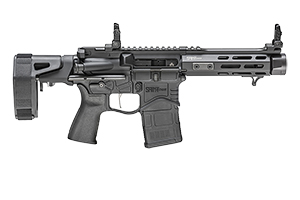 Springfield Armory Pistol: Semi-Auto Saint Edge PDW - Click to see Larger Image