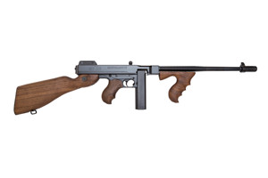 Kahr Arms|Thompson Rifle: Semi-Auto Thompson 1927A-1 Deluxe Carbine - Click to see Larger Image