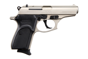 Bersa Thunder 22 Nickel Double Action 22LR Nickel