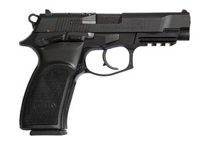 Bersa Pistol: Semi-Auto Thunder 40SW High Capacity Matte - Click to see Larger Image
