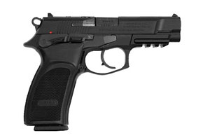 Bersa Semi-Automatic Pistol Thunder 9MM High Capacity Matte - Click to see Larger Image