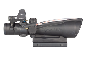 Trijicon  ACOG 3.5x35mm Scope with Red Crosshair 223 Ret. - Click to see Larger Image