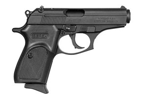 Bersa Pistol: Semi-Auto Thunder 380 Matte - Click to see Larger Image