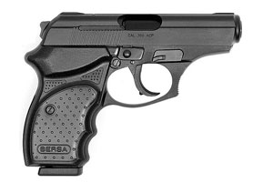 Bersa Semi-Automatic Pistol Thunder 380 Concealed Carry Matte - Click to see Larger Image
