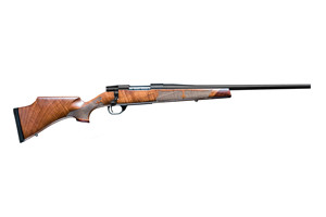 Weatherby Rifle: Bolt Action Vanguard Camilla - Click to see Larger Image