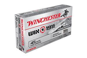 X45P Winchester Ammunition