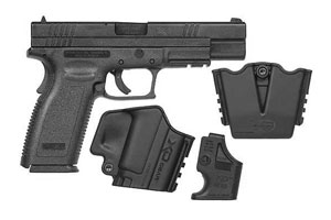 XD9401HCSP06 X-Treme Duty Tactical w/XD Gear System