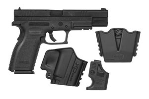 XD9402SP06 X-Treme Duty Tactical with XD Gear System