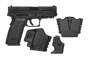 Springfield Armory Pistol: Semi-Auto X-Treme Duty w/XD Gear System - Click to see Larger Image