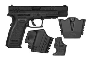 XD9621HCSP06 X-Treme Duty Tactical w/XD Gear System