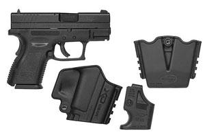 XD9801SP06 X-Treme Duty Sub Compact w/XD Gear System