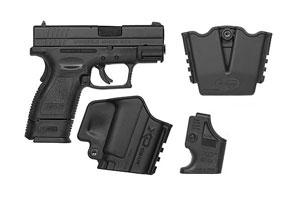 XD9802HCSP06 X-Treme Duty Sub Compact w/XD Gear System