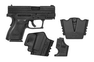 XD9802SP06 X-Treme Duty Sub Compact w/XD Gear System