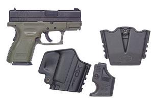 XD9811SP06 X-Treme Duty Sub Compact w/XD Gear System
