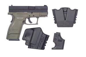 XD9812HCSP06 X-Treme Duty Sub Compact, w/XD Gear System