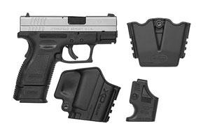 XD9822HCSP06 X-Treme Duty Sub Compact w/XD Gear System