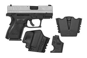 XD9822SP06 X-Treme Duty Sub Compact w/XD Gear System