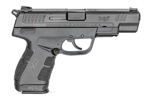 Springfield Armory Pistol: Semi-Auto XD-E Single Stack - Click to see Larger Image