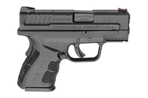 Springfield Armory Semi-Automatic Pistol X-Treme Duty Sub Compact Mod2 With Gripzone - Click to see Larger Image
