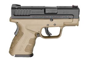 XDG9802FDE X-Treme Duty Sub Compact Mod2 With Gripzone