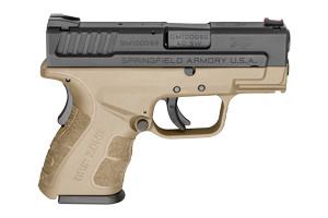 XDG9802FDEHC X-Treme Duty Sub Compact Mod2 With Gripzone