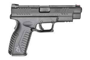 Springfield Armory Pistol: Semi-Auto XD(M) - Click to see Larger Image