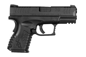 Springfield Armory Pistol: Semi-Auto XD(M) Compact with XD Gear System - Click to see Larger Image