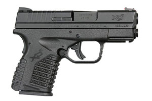 Springfield Armory XD-S Double Action Only (USA Trigger System) 45AP Black Melonite Finish Slide