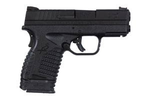 Springfield Armory Pistol: Semi-Auto XD-S - Click to see Larger Image