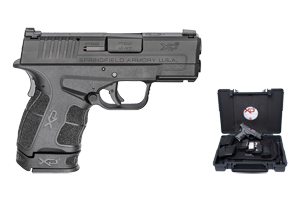 Springfield Armory Pistol: Semi-Auto XD-S MOD2 Instant Gear Up - Click to see Larger Image