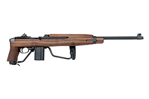 Kahr Arms|Auto-Ordnance M1 Carbine Paratrooper Model Semi-Automatic 30 Carbine Parkerized