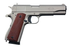 American Tactical Imports FX 1911 Military Single Action 45AP NiB-X Coated 4140 Steel