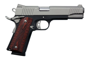 Legacy Sports Intl|Citadel Citadel 1911 Full Size Single Action 45AP Pewter Cerakote Slide