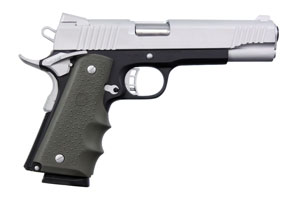 Legacy Sports Intl|Citadel Citadel 1911 Full Size Single Action 45AP Brushed Nickel Cerakote Slide