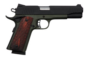 Legacy Sports Intl|Citadel Citadel 1911 Full Size Single Action 45AP Black Cerakote Slide