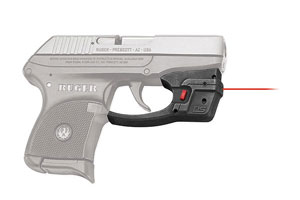 Crimson Trace Ruger LCP Accu-Guard DS-122