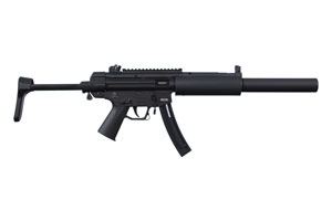 American Tactical Imports GSG-522 SD LTWT Carbine With Retractable Stock Semi-Automatic 22LR Matte Black
