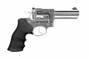 Ruger GP100 Double Action 357 Stainless Steel