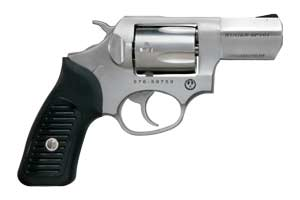 Ruger Revolver: Double Action SP101 Model KSP-321X - Click to see Larger Image