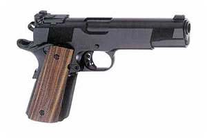 Les Baer Custom Pistol: Semi-Auto Premier II Super-Tac Model - Click to see Larger Image