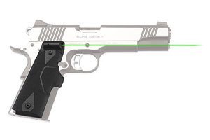 LG-401G Green Laser 1911 Government/Commander Lasergrip