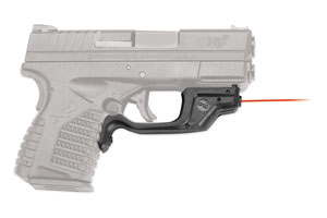 Crimson Trace  Springfield XDS Red Laserguard - Click to see Larger Image