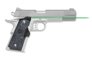 LG-904G Master Series Lasergrip For 1911 Green Laser